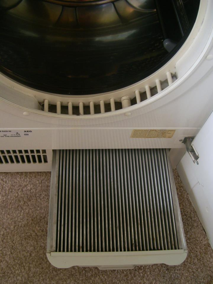 warum muss ich den kondensator von meinem trockner. Black Bedroom Furniture Sets. Home Design Ideas